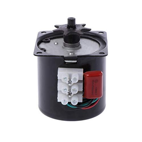 XINXI-YW Haustierheizung Pad Ei Turner Motor Incubator Motor Wendegetriebekomponenten 2.5R / min Temperaturregelung Produkte Habitat Dropship Reptilien- und Amphibien-Lebensraum
