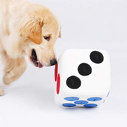 NIBESSER Schnüffelteppich Intelligenzspielzeug für Haustier Interaktives Spielzeug Hund Hund Riechen Trainieren Spielzeug Fördert Natürliche Nahrungssuche Hundespielzeug Spielen Matte Toy