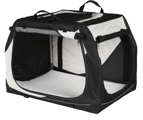 Trixie 39721 Mobile Kennel Vario 20, S: 61 × 43 × 46 cm